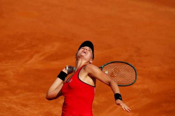 Победная поступь продолжается. Даяна Ястремская вышла в полуфинал в Гамбурге