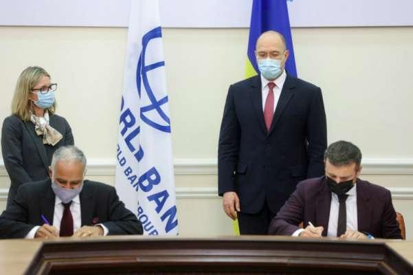 МБРР надасть Україні два кредити на суму $ 411 млн