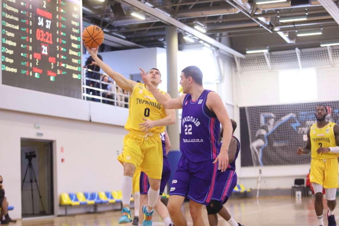 Киев-Баскет в четвертый раз обыгрывает Одессу, Тернополь дожимает Николаев
