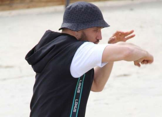 Ломаченко готовится бить Накатани. Фото