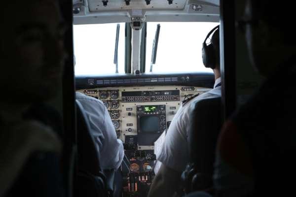 Австралийский пилот уснул за штурвалом и проспал посадку в аэропорту