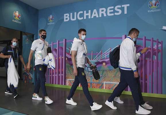 Шевченко сделал две замены. Состав Украины на матч с Северной Македонией