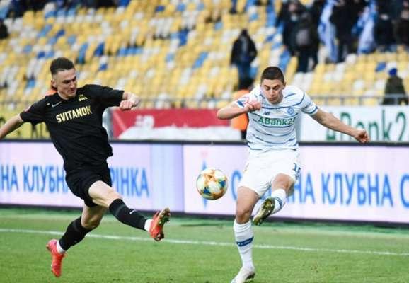 Динамо переглядає півзахисника Колоса