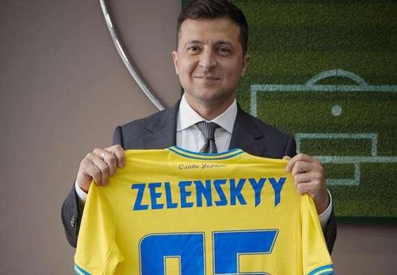 """""""Все это время мы просто разминались"""". Зеленский прокомментировал выход Украины в плей-офф Евро-2020"""