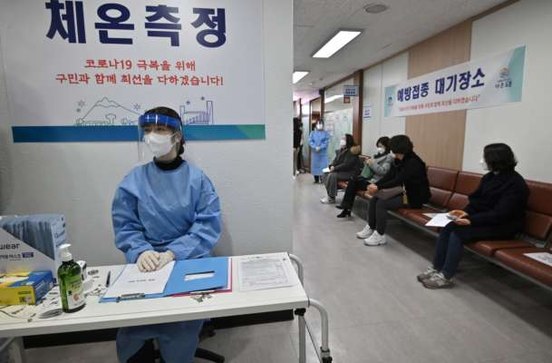 """В Южной Корее у двух человек обнаружили новый подвид """"Дельта"""" штамма"""