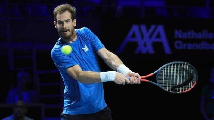 Энди Маррей впервые за два года вышел в четвертьфинал турнира ATP