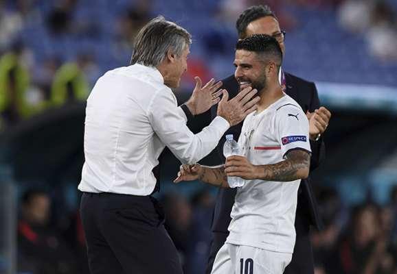 Італія вперше забила три голи за один матч на Євро. Та продовжила неймовірну серію
