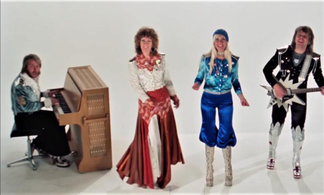ABBA анонсувала вихід нових пісень та шоу з голограмами
