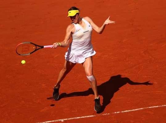 Павлюченкова здолала Зіданшек і стала першою фіналісткою Ролан Гаррос