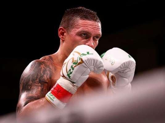 """Британський боксер: """"Усик - нереально технічний боксер"""""""