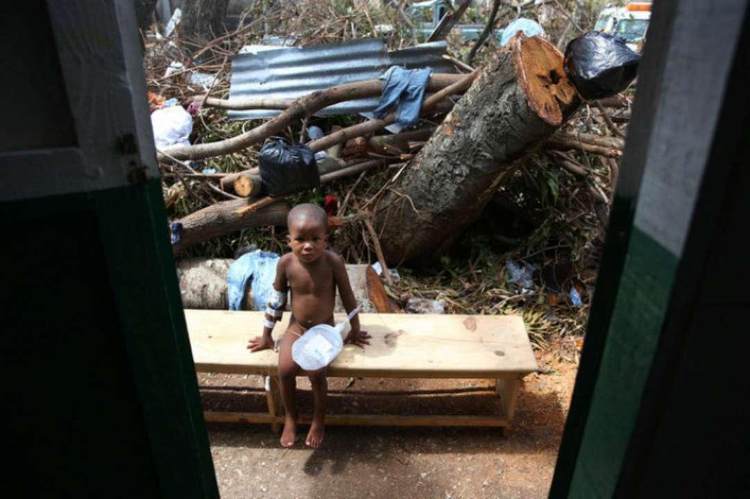 Україна допоможе у боротьбі з холерою на Гаїті