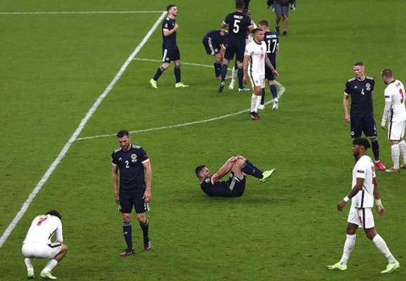 Битва на Уемблі. Фотогалерея матчу Англія - Шотландія
