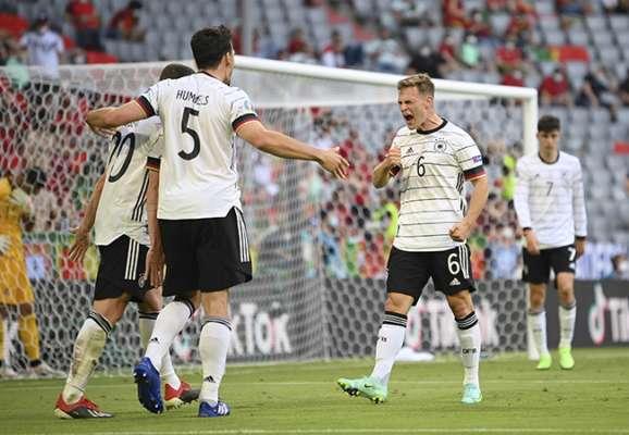 Пока что лучший матч Евро-2020. Германия в Мюнхене справилась с Португалией