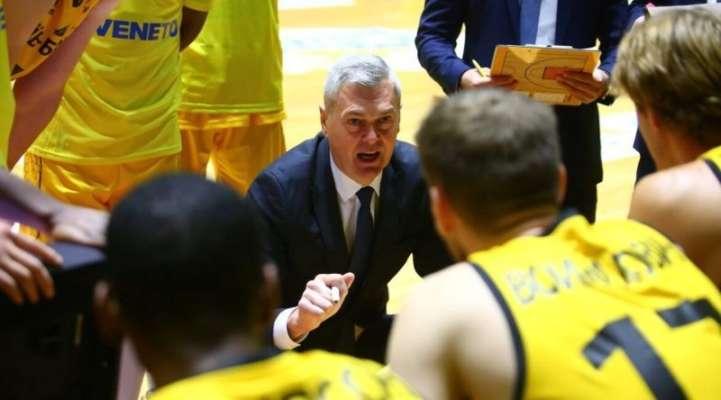 Киев-Баскет 13 октября стартует в Кубке Европы ФИБА