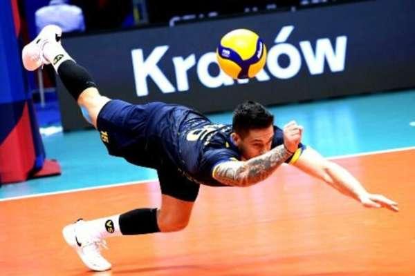 Провал был близок. Украина в пяти сетах победила Португалию