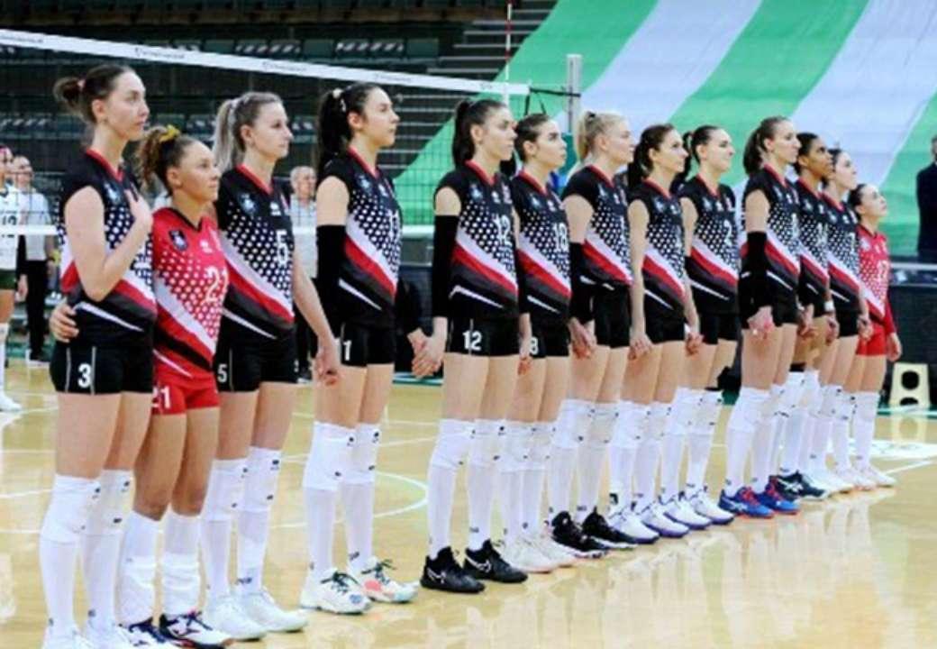 СК Прометей впервые в истории выиграл Кубок Украины по волейболу