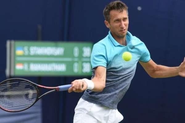 Стаховский сыграет против Молчанова на турнире в Чехии