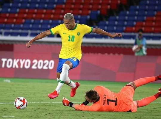 Хет-трик Рішарлісона допоміг Бразилії перемогти Німеччину в матчі Олімпіади