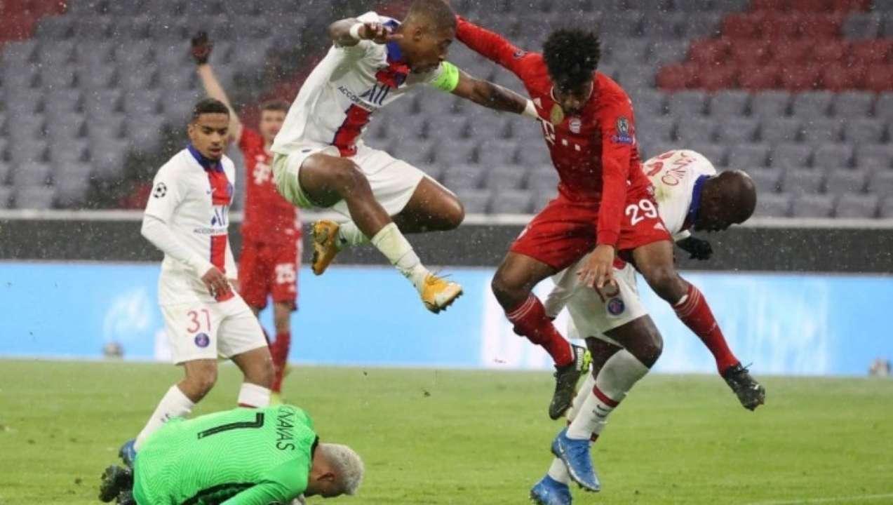 Бавария – ПСЖ – 2:3. Обзор матча и видео голов