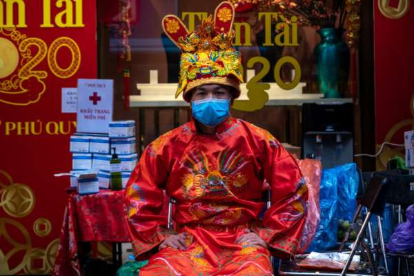 У В'єтнамі виявлено новий штам коронавірусу