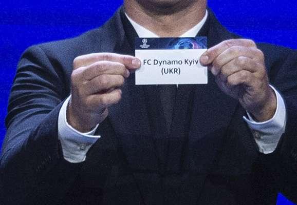 Україна третя за кількістю гравців в заявках клубів на Лігу чемпіонів
