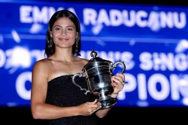 Энди Маррей прокомментировал победу Эммы Радукану на US Open