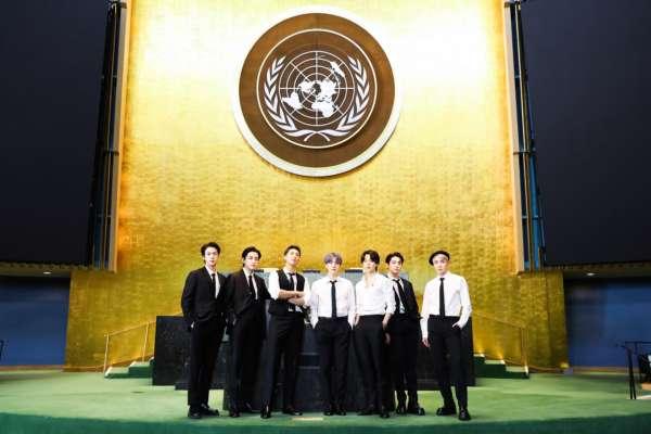 Группа BTS выступил в ООН и побил рекорд просмотров