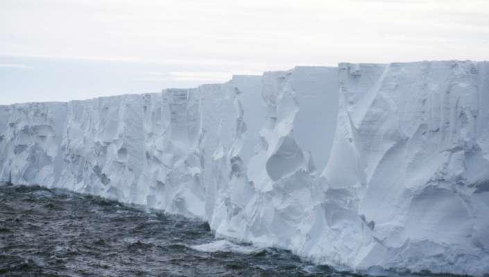 Последняя зима на Южном полюсе стала самой холодной за всю историю наблюдений
