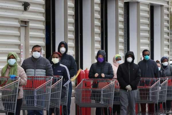 Covid-19 в мире: Украина вошла в десятку стран Европы по количеству заражений