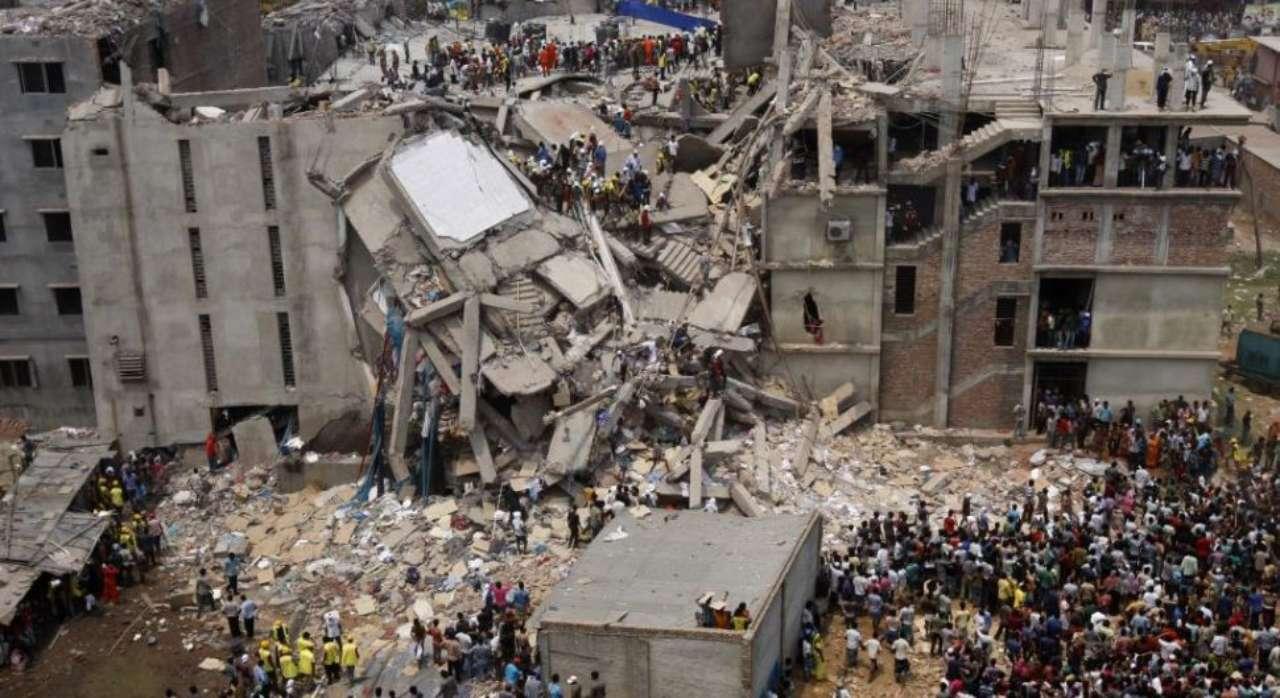 Подрывы зданий, которые закончились катастрофой