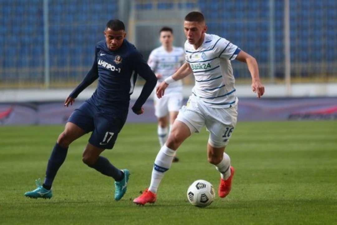 Динамо завдало Дніпру-1 першої поразки у 2021 році