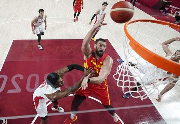 Олімпіада. Іспанія стартувала з перемоги над Японією