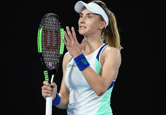 Цуренко вилетіла в 1/32 фіналу турніру в Мельбурні