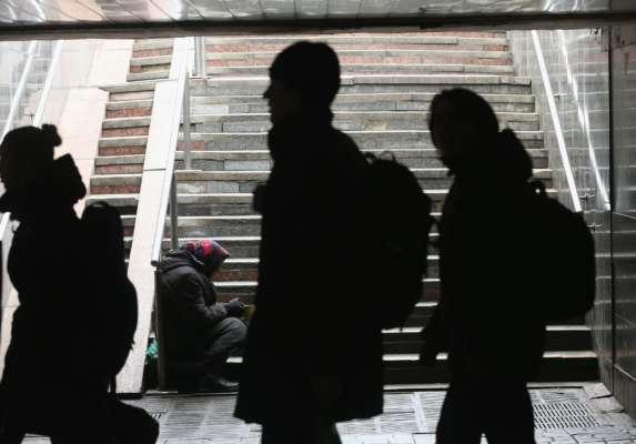 За два роки у половини Українців погіршилося фінансове становище