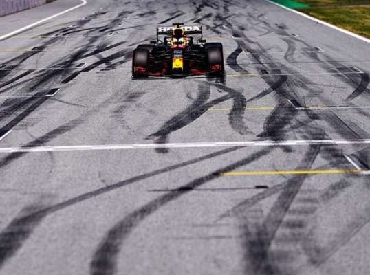 Ферстаппен виграв кваліфікацію Гран-прі Австрії