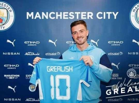 Официально: Джек Грилиш - игрок Манчестер Сити