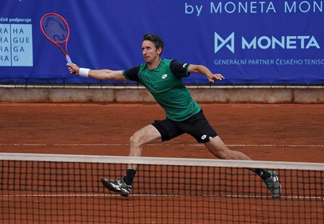 Стаховський пробився до 1/8 фіналу турніру в Празі