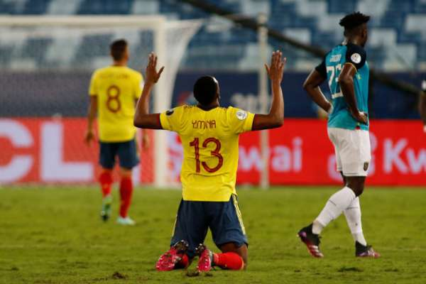 Колумбія - Еквадор - 1:0. Огляд матчу і відео голу