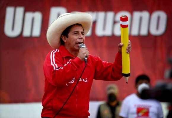 У Перу вчитель початкових класів переміг на виборах президента