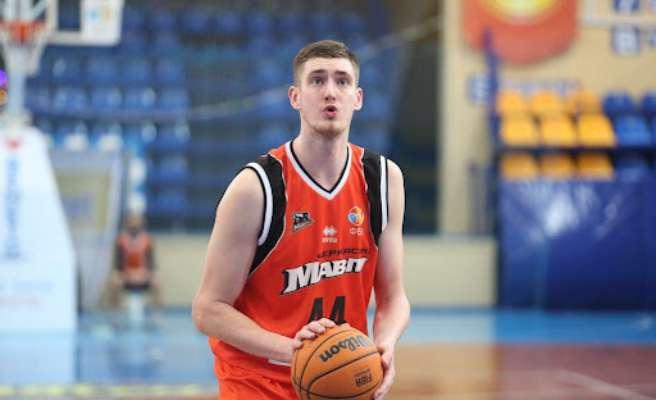 Киев-Баскет подписал центрового сборной Украины