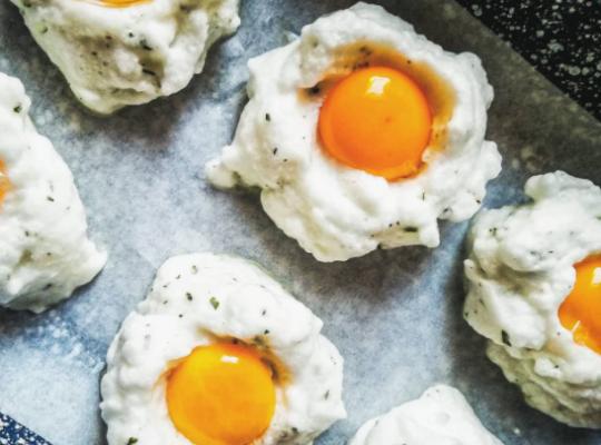 как приготовить модный завтрак