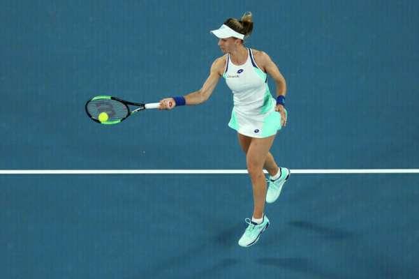 Цуренко обіграла росіянку на турнірі в Казахстані