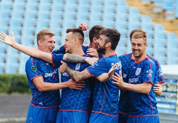 МФК Николаев объявил, что не сможет играть в Первой лиге в следующем сезоне