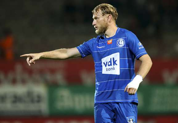Безус відзначився асистом, але Гент не зміг обіграти Андерлехт