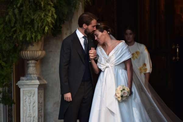 Крестник принцессы Дианы женился на дочери миллиардера: фото роскошной свадьбы