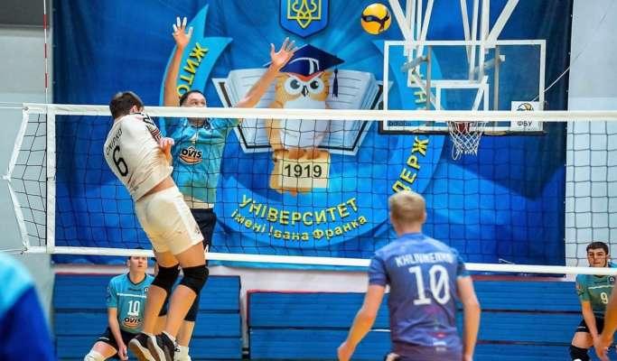 Сформовано групи півфіналів Кубка України серед чоловіків