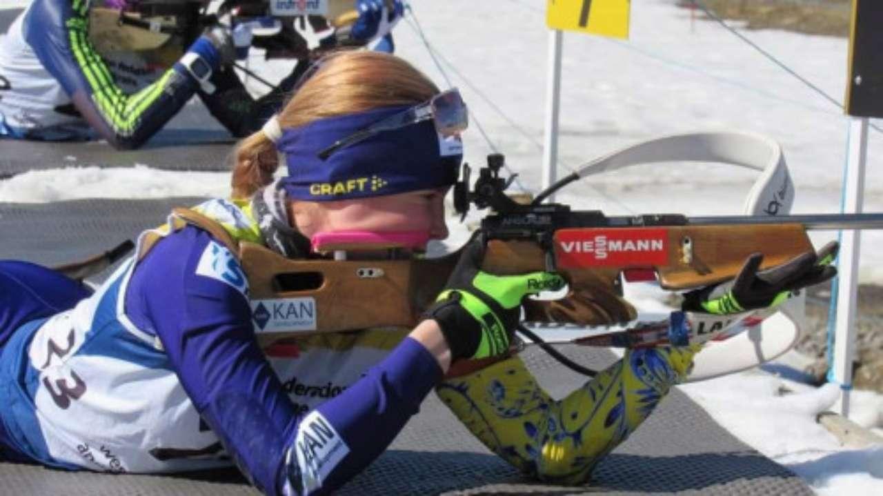 Второй шанс для Саши Меркушиной. Украина объявила состав на спринты на ЮЧМ