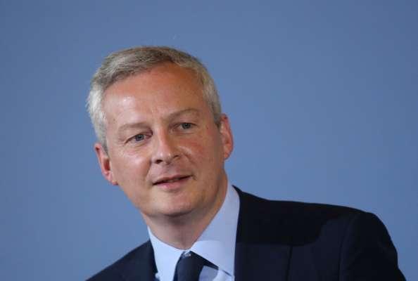 Україну з робочим візитом відвідає міністр економіки та фінансів Франції