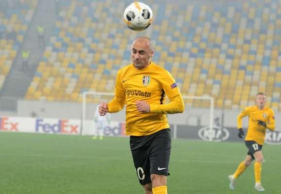 Пашаєв покине Олександрію після чотирьох років в клубі