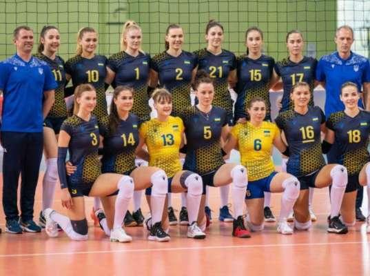 Женская сборная Украины по волейболу узнала соперников на Евро-2021